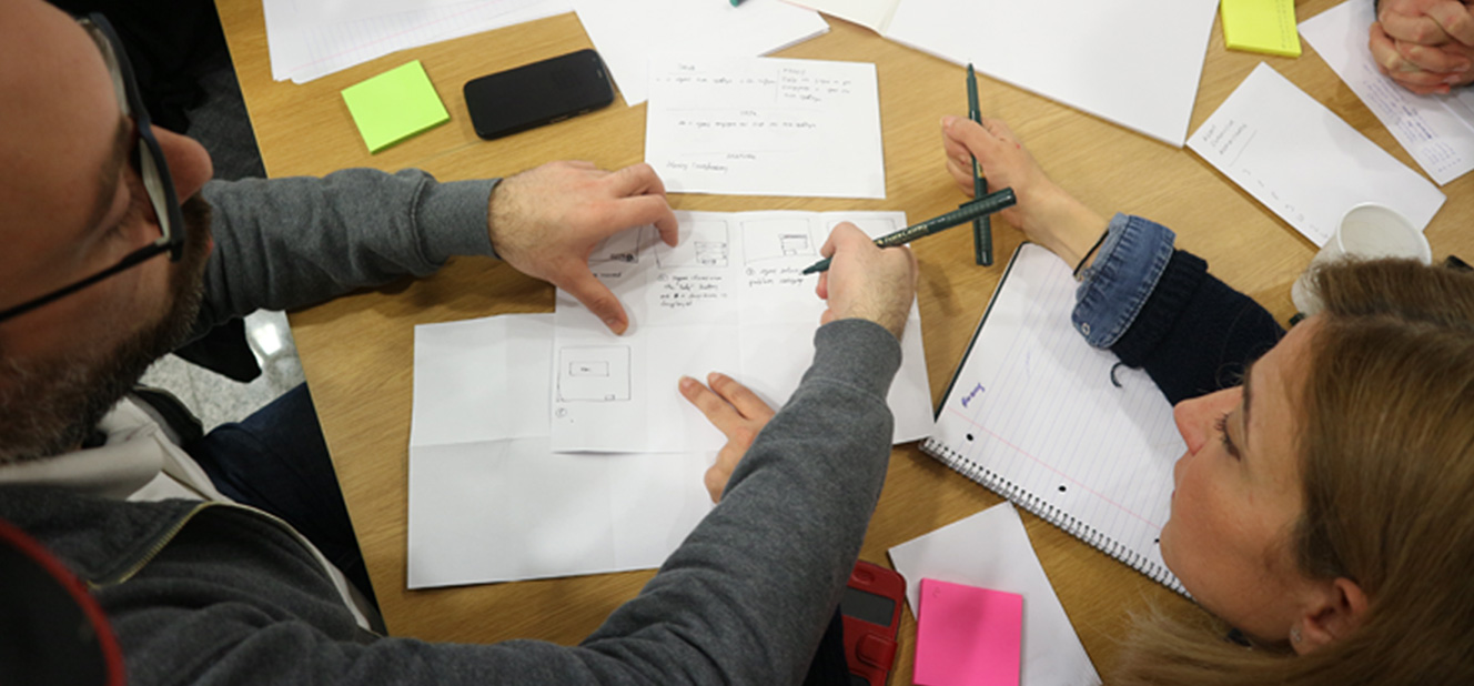 Redesign a digital product _ course